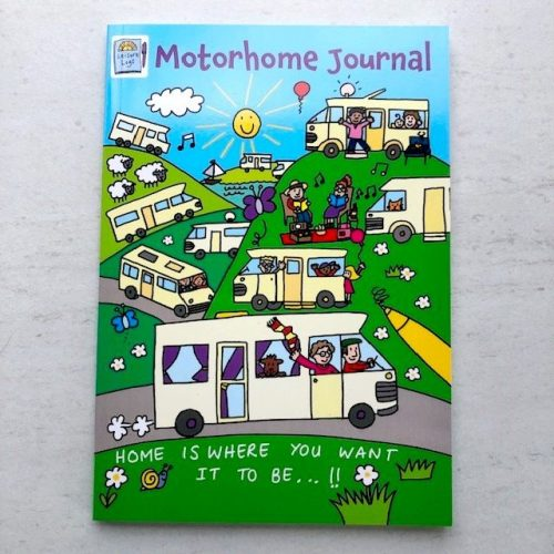 Motorhome Journal from Leisure Logs Journals
