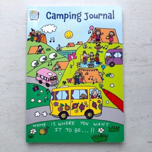 Camping Journal from Leisure Logs Journals