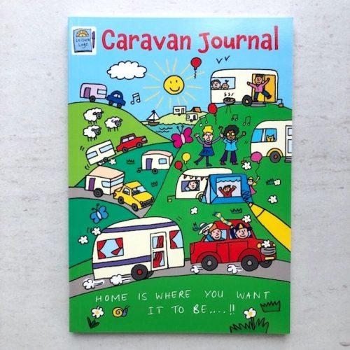 Original Caravan Journal from Leisure Logs Journals