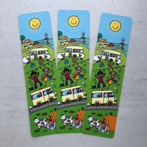 Bookmarks from Leisure Logs Journals